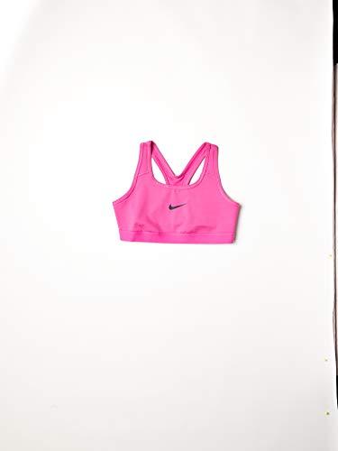 Nike Mädchen G NP Bra Classic 1 Sports, fire pink/fire pink/fire pink/(Black), L