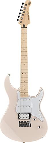 Yamaha Pacifica 112VM E-Gitarre pink – Hochwertige E-Gitarre in elegantem Design für Einsteiger & Online Gitarrenstunde