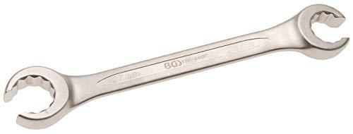 BGS 1761-24x27 | Offener Doppel-Ringschlüssel | SW 24 x 27 mm