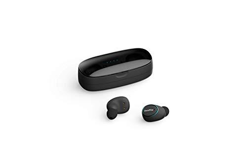 Wee'Plug SOUNDFLOW i17+ Bluetooth-Kopfhörer für Erwachsene, Unisex, Schwarz, Einheitsgröße