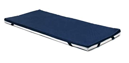 "Lumex Foam & Gel Mattress Topper, 42x80x4"", 104280"