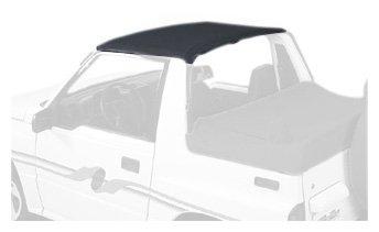 Bestop 5256101 Black Bikini Top, Strapless 1986-1994 Suzuki Samari