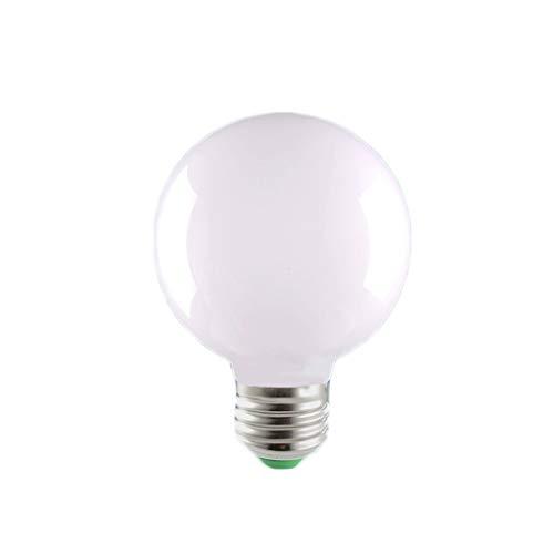 De ahorro de energía bombilla LED, E27, Protección de los ojos, caliente de la luz, la luz natural for el hogar, Comedor, Dormitorio Decoración Luz (Color : C-7W)