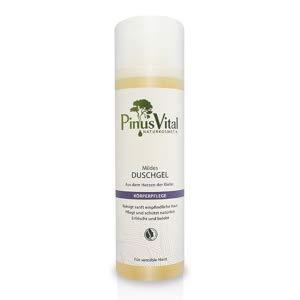 Pinus Vital Naturkosmetik | Mildes Duschgel | Ideal für sensible Haut | Zertifizierte Naturkosmetik | 200 ml