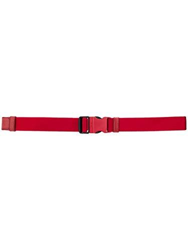 Prada Luxury Fashion Herren 2CN0592BTVF0011 Rot Polyamid Gürtel | Frühling Sommer 20