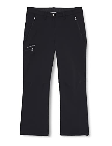 VAUDE Damen Hose Women's Strathcona Pants, black, 34, 034030100340