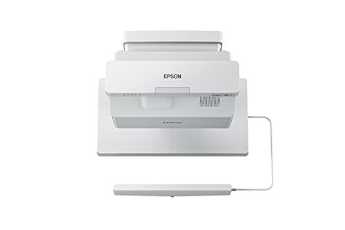 Epson EB-725Wi videoproiettore 4000 ANSI Lumen 3LCD WXGA (1280x800) Proiettore da soffitto Bianco EB-725Wi, 4000 ANSI Lumen, 3LCD, WXGA (1280x800), 2500000:1, 16:10, 1651-2540 mm (65-100')
