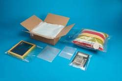 Four Star 2021 spring and summer new Plastics - 4x8 1.25 Units Flat low-pricing Mil Poly Bags 1000