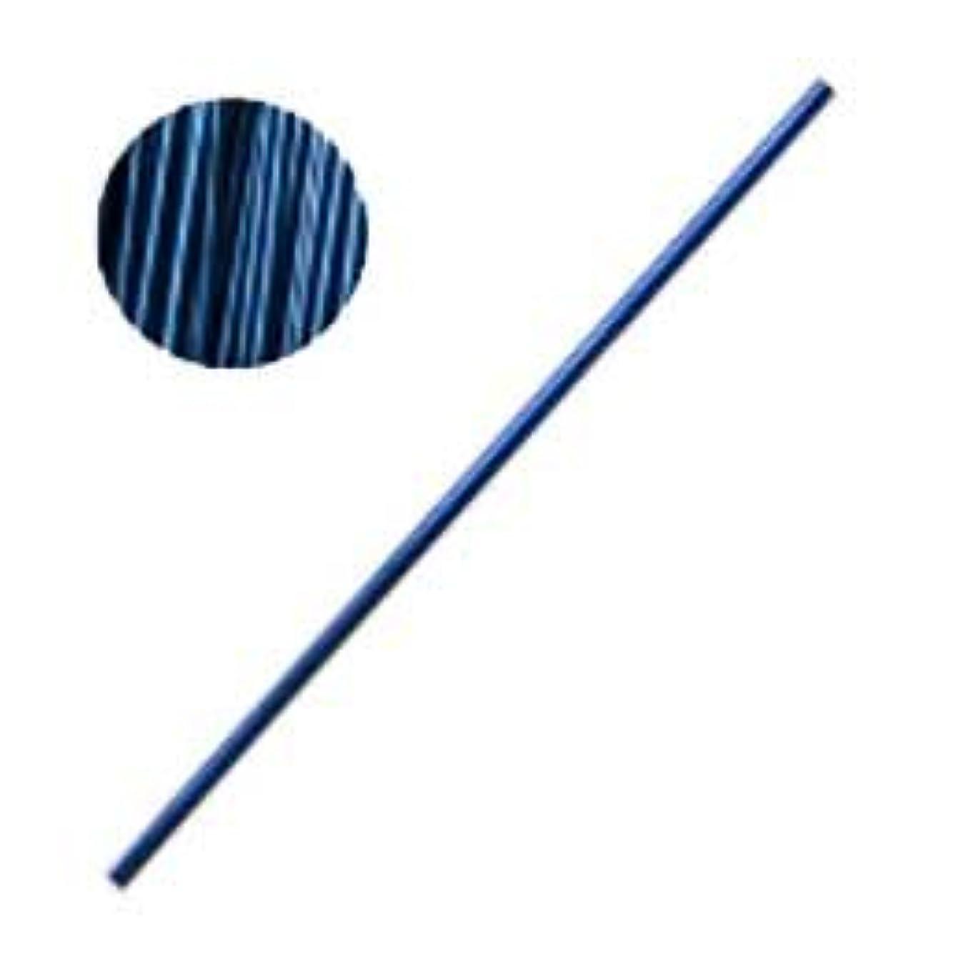 日光バーターくつろぎBonnail カラーワイヤー ブルー 10cm