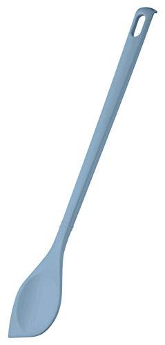 ZENKER 27188 kooklepel spits Candy, puntige lepel voor gecoate pannen en potten (kleur: ijsblauw), hoeveelheid: 1 stuk