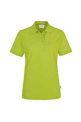 HAKRO Damen Polo-Shirt Performance - 216 - kiwi - Größe: L