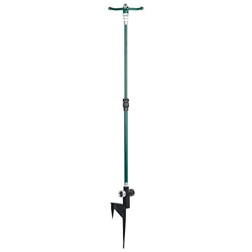 Melnor 15110 Telescoping Sprinkler, 40', Green