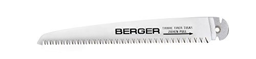 Lame de scie Berger 96670 pour scie pliante 64670, longueur : 24 cm – Pièce détachée d'origine