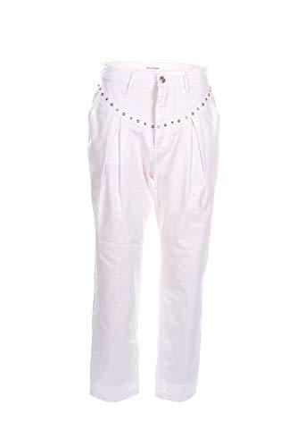 Kocca Jeans Donna 46 Bianco Mulalo 1/21 Primavera Estate 2021
