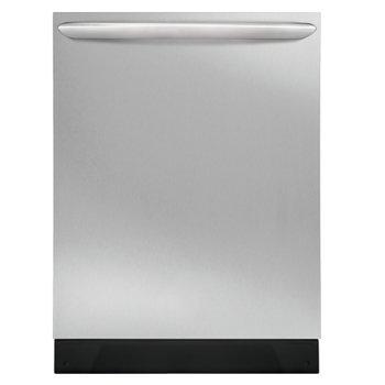 FRIGIDAIRE FGID2466QF Dishwasher,24InW x 25InD,120V,10A, Stainless Steel