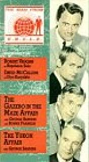 Man From U.N.C.L.E. - Vol. 2, The Gazebo in the Maze Affair/The Yukon Affair VHS
