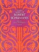 Piano Music Series 2: Noten für Klavier: Edited by Clara Schumann (Dover Music for Piano)