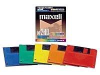 Maxell Diskette 8,9 cm (3,5 Zoll) 10er