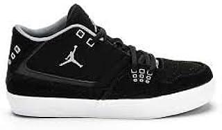 16f40d030cb Amazon.com | Jordan Flight 23 Classic Kids (GS) Sneakers  (Black/Stealth/White) 5y | Sneakers