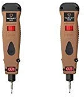 Southwire Tools & Equipment PDTP-K1 Professional Impact Punchdown Tool (2-(Pack))
