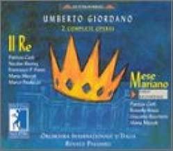 Giordano - Il Re · Mese mariano / Ciofi · Rivenq · Renato Palumbo