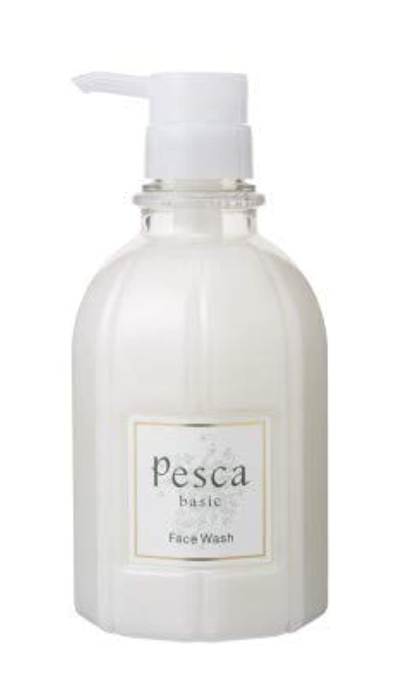 銀タイヤ成長するペスカ フェイスウォッシュ ビッグボトル 500mL