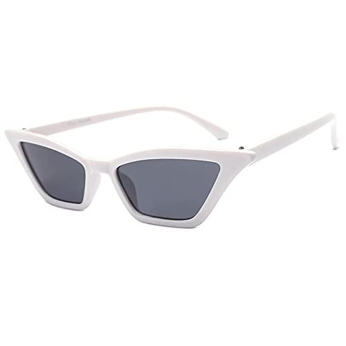 Moda Gafas De Sol Cuadradas Pequeñas para Mujer para Hombre, Gafas De Diseñador De Lujo, Gafas De Ojo De Gato, Gafas Trend 3