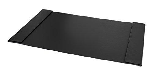 Pavo 8002535 Premium chique bureauset PU leder inclusief schrijfonderlegger Bureau-onderlegger PU-leer zwart