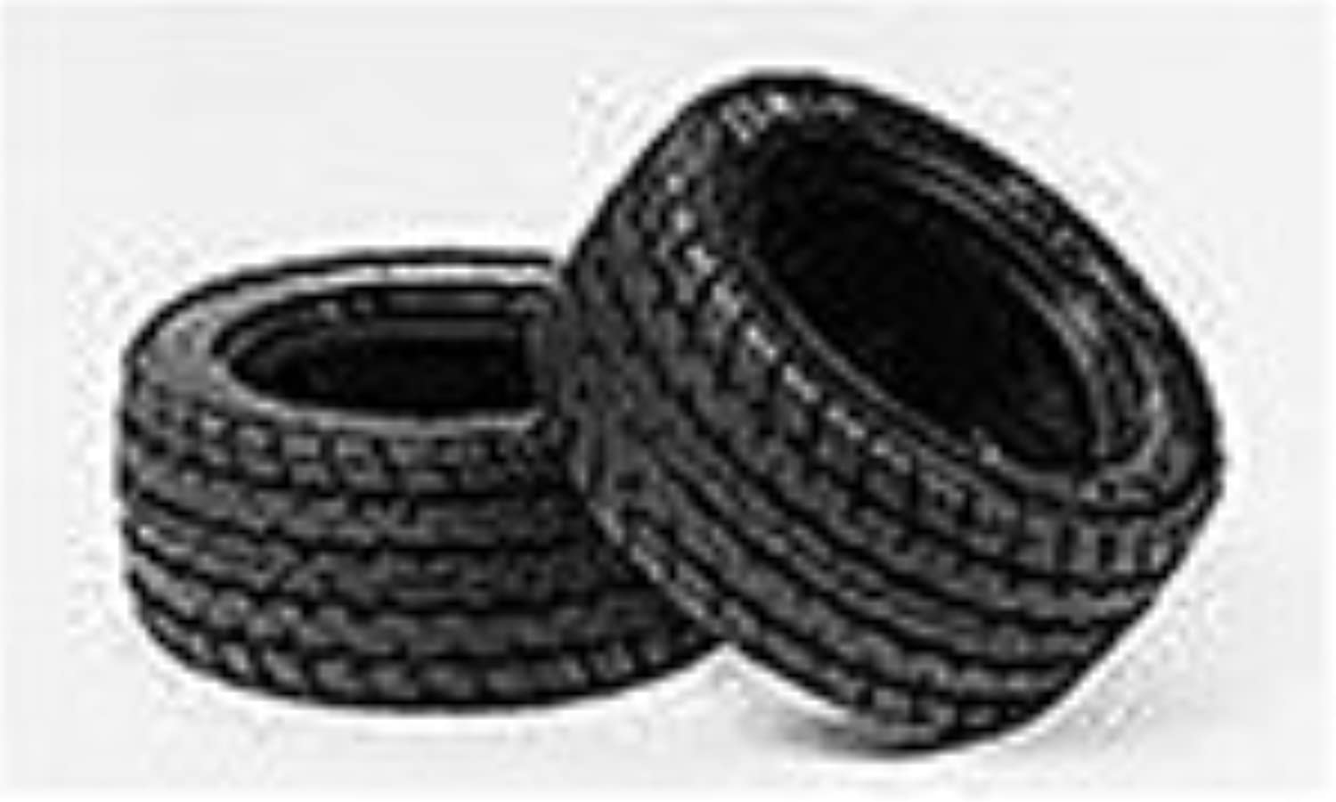 Tires (2)  M-Chassis 60D S-Grip Radial