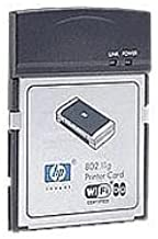 HEWCB001A - 802.11g Wireless Printer Card for HP Deskjet 460 Series Mobile Printers
