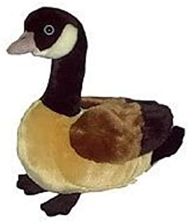Cabin Critters Canada Goose Stuffed Plush Animal Birds and Waterfowl Collection