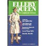Ellery Queen: 5 Complete Novels