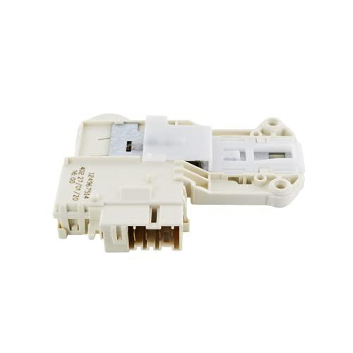 DL-pro Türverriegelung für AEG Electrolux 3792030425 379203042 Verriegelungsrelais Türschloss Bitron DL-S1 für Lavamat Waschmaschine Waschtrockner