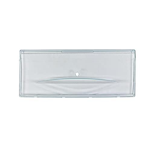 Liebherr 9791158 ORIGINAL Schubladenblende Blende Gefrierschublade Kastenabdeckung Abdeckung vorne Kühlschrank Gefrierschrank
