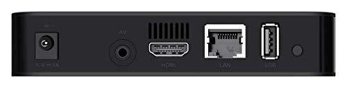 Brand.1842128 MAG 420 IPTV Receiver Internet LAN 4K UHD 2160p Linux Set IP HEVC H.265 TV IP Box Streamer Multi Media Internet FULLHD