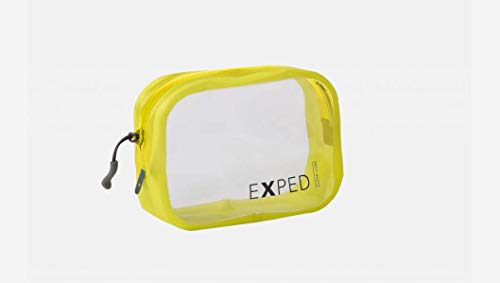 Exped Clear Cube Small Packing Organiser One Size Yellow