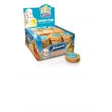 JOHNSONS Johnsons Budgie Honey Rings 25g pack of 45