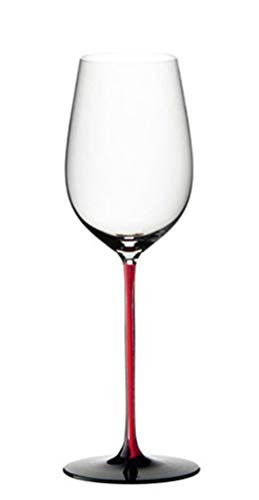 GHKJ Red Tie Austrian Imported Crystal Master-Class Handmade380m/13Oz Riesling Cup, 170Ml/6Oz Champa