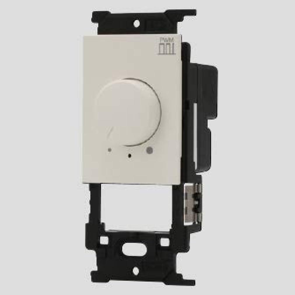 技術郵便屋さん驚神保電器 J?WIDE SLIMシリーズ ライトコントロールスイッチ LED照明対応形 PWM信号制御方式 消灯機能あり 信号線出力200mAまで ピュアホワイト(PW) NW-RPWM1