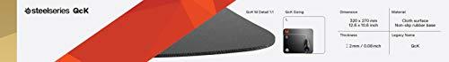SteelSeries(スティールシリーズ)『QcK(63004)』