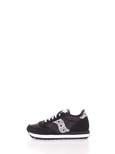 Saucony Jazz w Black Sneakers Donna 40, Black