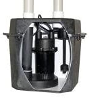Best pre plumbed sink tray system sump pump Reviews