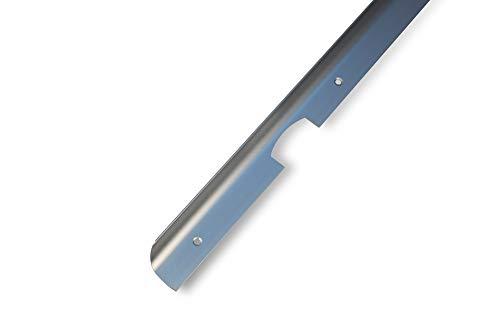 ABSCHLUSSLEISTE Winkelleisten Seiteleiste Arbeitsplatte Alu küche eckleiste 28mm