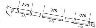 Standard Thule 34422 Campingbedarf