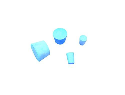 Ajax Scientific LA520-0003 - Tapón de goma (tamaño 3)