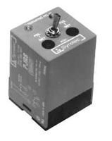 Power Relay, DPDT, 110 VAC, 10 A, JRXS Series, Socket