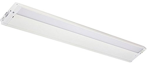 Kichler 4U30K30WHT 4U Series Under Cabinet, 1 Light LED 14 Watts, Textured White