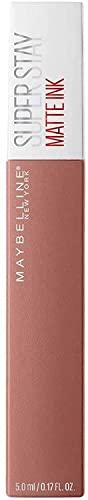 Maybelline New York Superstay Matte Ink, Pintalabios Mate de Larga Duración, Tono 65 Seductress