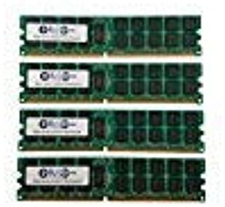 2X8GB 1028GQ-TXR only by CMS C121 Memory Ram Compatible with Supermicro SuperBlade 1028GQ-TR 1028GQ-TRT Super X10DGQ Super X10DGQ Super X10DGQ-T 16GB