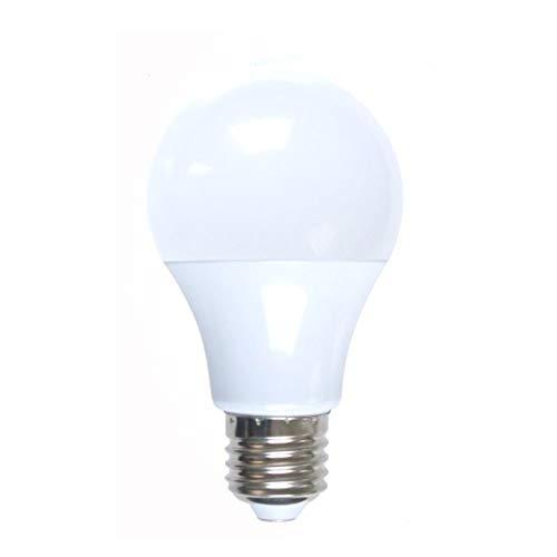 ZSGG Bombillas con Sensor de Movimiento E27 Sensor Inteligente Lámpara de Bombilla Led Luces Auto Sensibles Interruptor Automático Lámpara de Iluminación Interior Exterior para